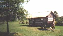 Early Settlers Cabin
