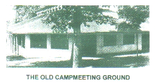 The Old Camp Meeting Ground